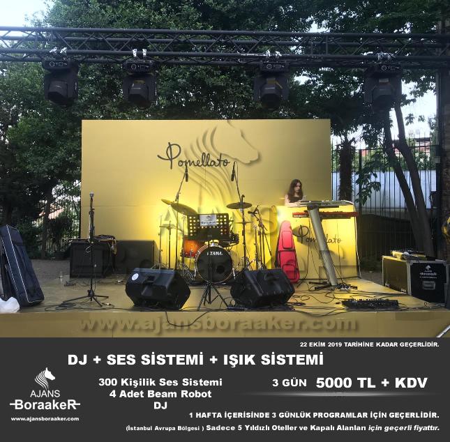 DJ Fiyatları ses sistemi fiyatları
