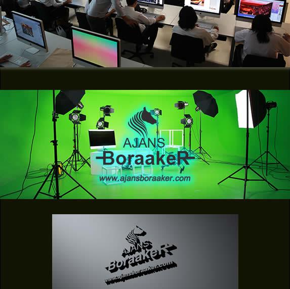 Prodüksiyon Tasarım Fotoğrafçılık Stüdyosu Green Box